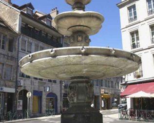Les visites guidées de Besançon : Quartier Battant