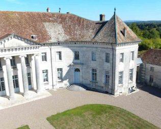 Les visites guidées de Besançon : Le château de Moncley