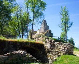 Les visites guidées de Besançon : Fortifications de Montfaucon