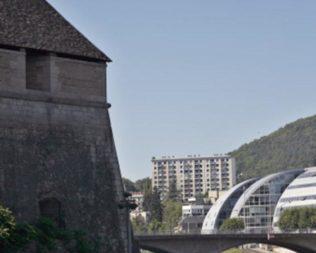 Office de tourisme Besançon : RANDONNÉE URBAINE