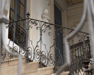 Les visites guidées de Besançon : Rectorat, ancien archevêché